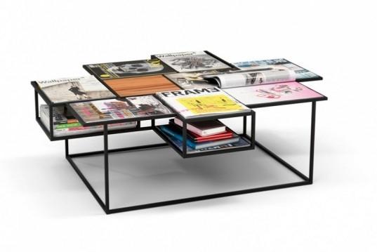 vanity der tisch f r magazine das leben als. Black Bedroom Furniture Sets. Home Design Ideas